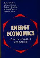 Energy Economics PDF