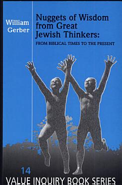 Nuggets of Wisdom from Great Jewish Thinkers PDF