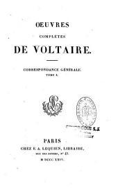 Oeuvres complètes de Voltaire: Volume41
