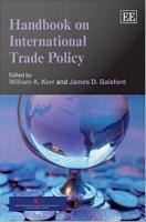 Handbook on International Trade Policy PDF