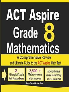 ACT Aspire Grade 8 Mathematics