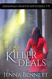 Savannah Martin Mysteries 7-9