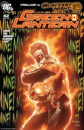 Green Lantern (2005-) #42