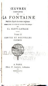 Œuvres complètes ...: Contes et nouvelles. Poëmes
