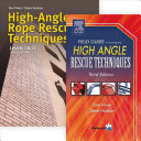 High Angle Rope Rescue Techniques   Field Guide to Accompany High Angle Rescue Techniques PDF
