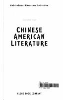 Chinese American Literature PDF