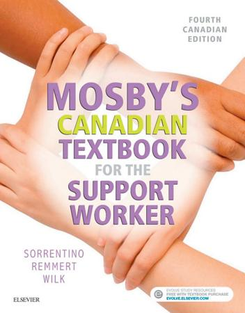 Mosby s Canadian Textbook for the Support Worker   E Book PDF