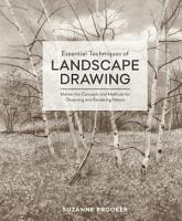 Essential Techniques of Landscape Drawing PDF