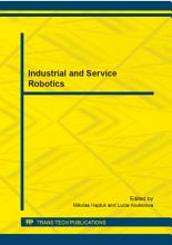 Industrial and Service Robotics PDF