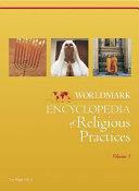 Worldmark Encyclopedia of Religious Practices  Countries M Z PDF