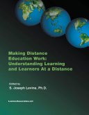 Making Distance Education Work