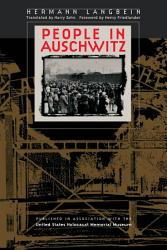 People In Auschwitz Book PDF
