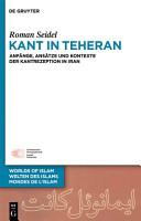 Kant in Teheran PDF