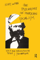 The Psychology of Marxian Socialism