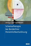 Schematherapie bei Borderline Pers  nlichkeitsst  rung PDF