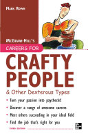 Careers for Crafty People and Other Dexterous Types, 3rd edition
