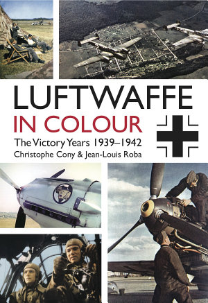 The Luftwaffe in Colour  Volume 1 PDF
