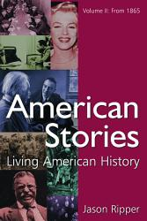 American Stories From 1865 Book PDF