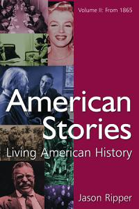 American Stories from 1865 Book
