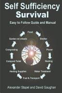 Self Sufficiency Survival Book