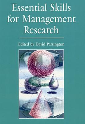 Essential Skills for Management Research