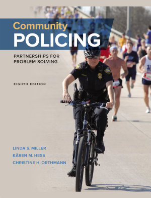 Community Policing  Partnerships for Problem Solving PDF