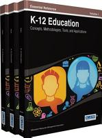 K 12 Education  Concepts  Methodologies  Tools  and Applications PDF