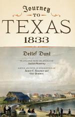Journey to Texas, 1833