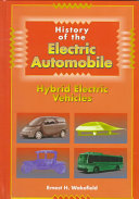 History of the Electric Automobile PDF
