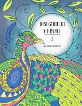 Disegnini di Animali Libro da Colorare per Adulti 2