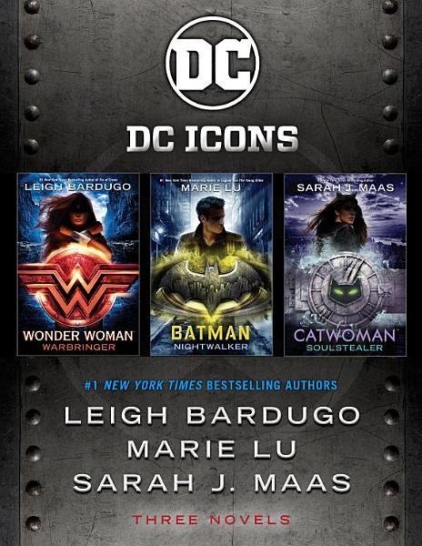 Download The DC Icons Series Book