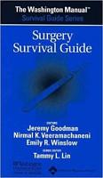 The Washington Manual Surgery Survival Guide PDF