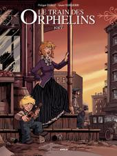 Le Train des orphelins - Tome 4 - Joey