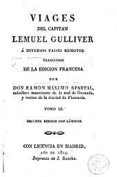 Viages [sic] del capitan Lemuel Gulliver á diversos países remotos, 3