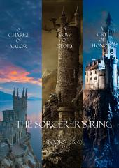 Sorcerer's Ring Bundle (Books 4,5,6)