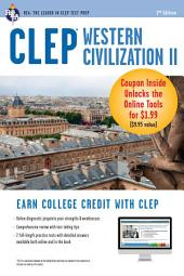 CLEP Western Civilization II with Online Practice Exams
