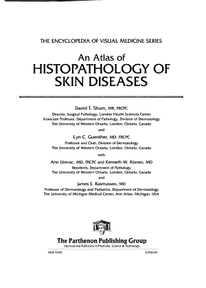 An Atlas of Histopathology of Skin Diseases PDF