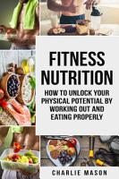 Fitness Nutrition  fitness nutrition weight muscle food guide your loss health fitness books  PDF