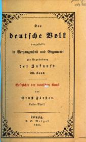Geschichte der deutschen Kunst: Von Anfang des 15. bis Mitte des 16. Jahrhunderts, Band 2