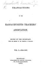 Transactions ... Edited by the Secretary (E. J. Capen) ... Vol. 1.-1845-1847