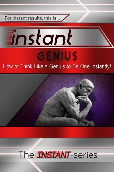 Download Instant Genius Book