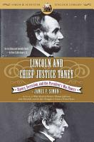 Lincoln and Chief Justice Taney PDF