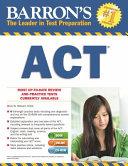 Barron s ACT with CD ROM PDF