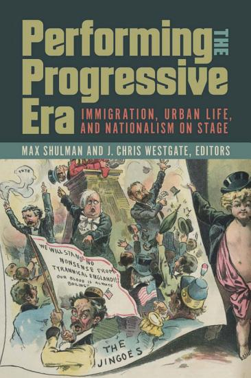 Performing the Progressive Era PDF