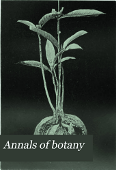 Annals of Botany: Volume 15