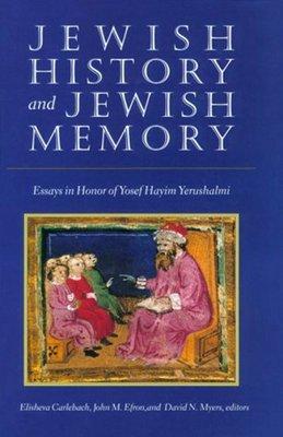 Jewish History and Jewish Memory PDF