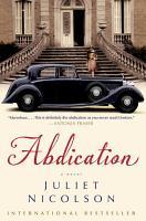 Abdication PDF
