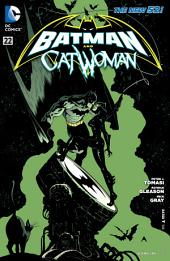 Batman and Robin (2011-) #22