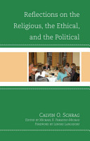 Reflections on the Religious  the Ethical  and the Political PDF