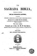 La Sagrada Biblia  5 PDF